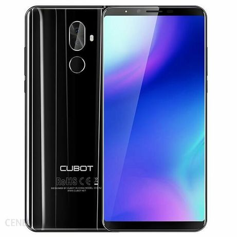 CUBOT X18 PLUS 4GB/64GB-części
