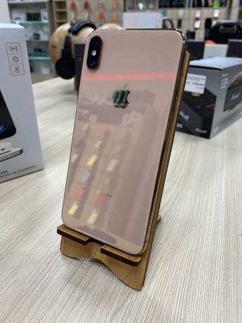 Б/У iPhone XsMax 256Gb Gold Магазин Гарантія