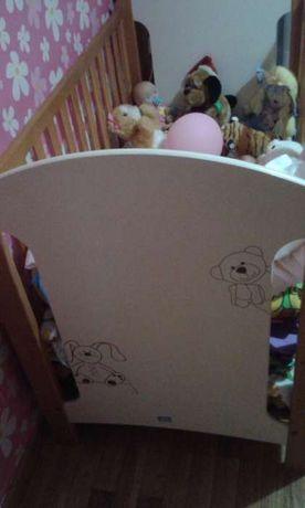 Cama bebe com colchão