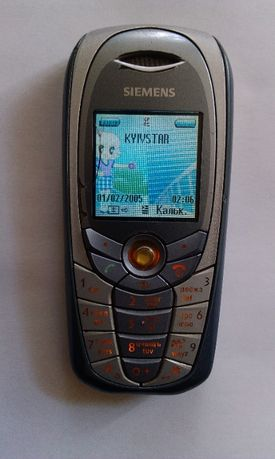 Телефон Siemens C65