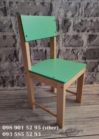 Новый! Стульчик детский деревянный, стул, разные расцветки.