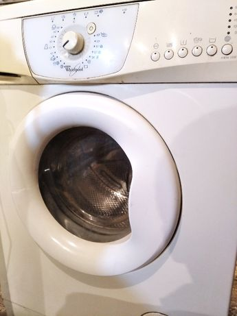 Стиральная машина Whirlpool 6,2 кг.