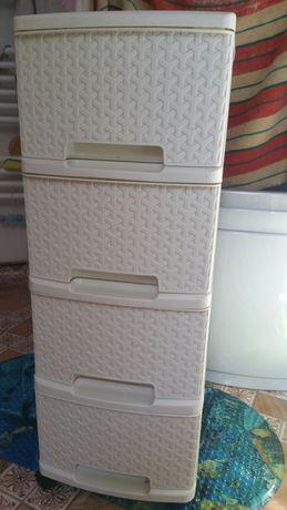 Regał szafka ecru jak nowa bardzo ładna imitacja wylotu