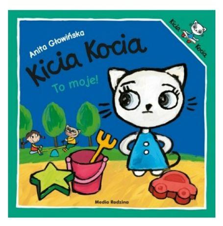 Książka Kicia Kocia mówi Nie