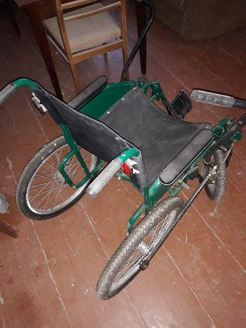 Продам инвалидную коляску. СОСТОЯНИЕ - НОВАЯ!!!