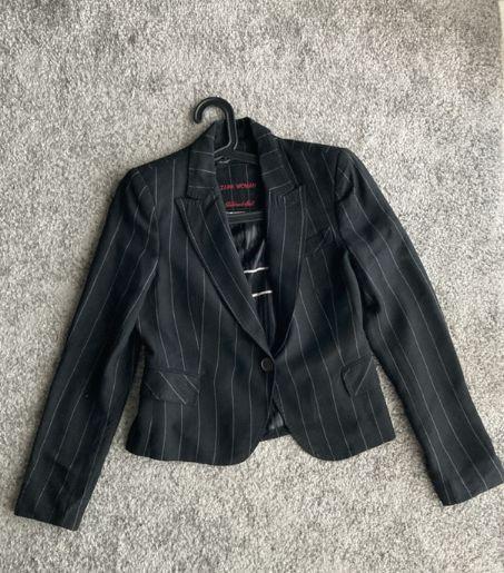 Jacketa-tipo blazer 38