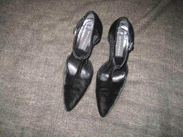 Sapatos Stivali de veludo