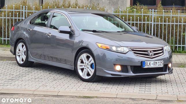 Honda Accord 2.4 Manual TYPE S Xenon Skóry Webasto