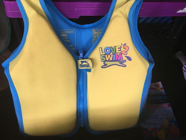 Kapok dziecięcy kamizelka Love Swim 2