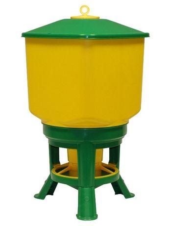 Karmidło, karmnik, automat paszowy dla kur, drobiu, indyków 40 kg
