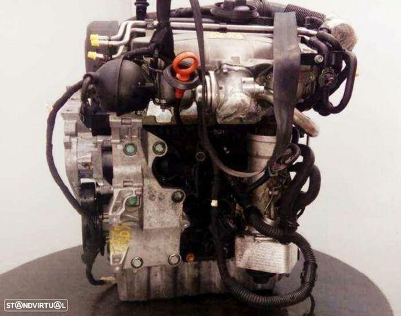 Motor Volkswagen Golf V Audi A3 Seat Altea Leon 2.0Tdi 16V 140Cv Ref.BKD