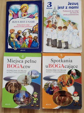 Podręcznik do religi klasa 2,3,4, 5 i 6