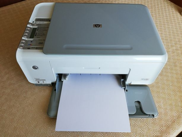 Impressora multifuncional HP Photosmart C3180