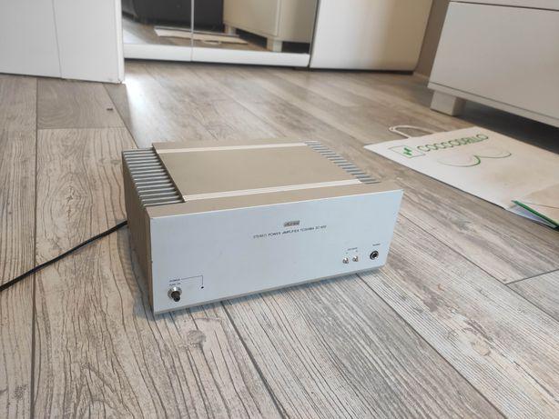 Końcówka mocy klasy A Toshiba SC-M12 oraz Przedwzmacniacz SY-C12