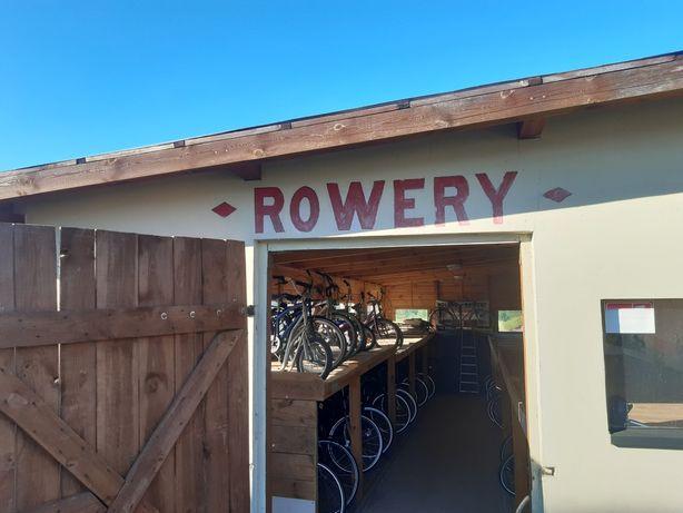 Rowery holenderskie...