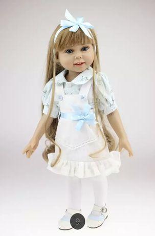 Реборн, лялька, кукла, Reborn, іграшка дівчинці, подарунок, колекційна