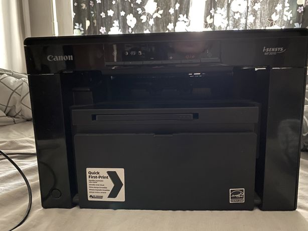 НОВИЙ принтер Canon i-SENSYS MF3010