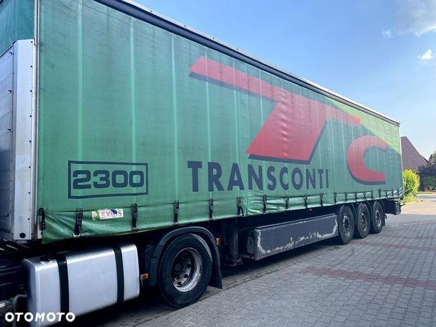 Schmitz Cargobull VARIOS Standard - SAF - ocynk!