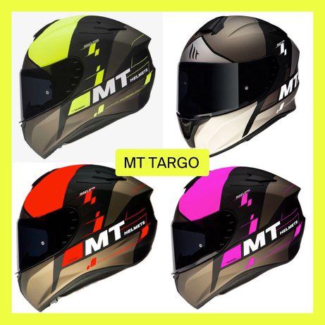 Мотошлем MT Targo PRO,шлем для мотоцикла|мопеда|сертифицированый шлем