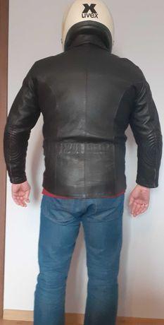 Kurtka skórzana motocyklowa Louis rozmiar 48