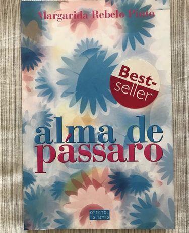 "Livro ""Alma de Pássaro"""