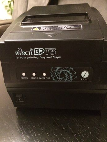 Impressora de Talões BIRCH BP T3