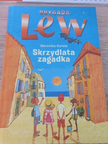 Brygada Lew Weronika Kurosz Skrzydlata zagadka