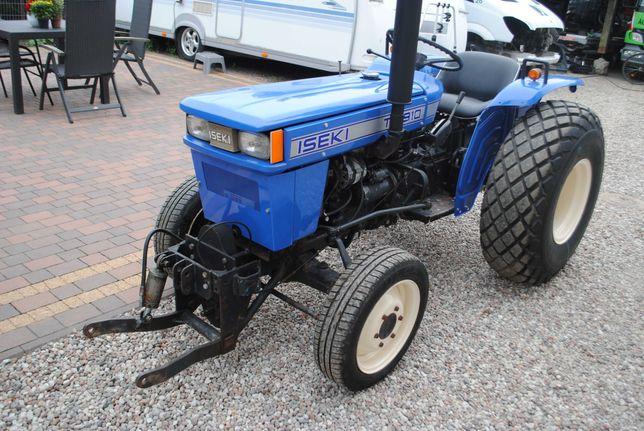 Iseki TS 1910 4x4 Ciągnik Mini Traktorek Sadowniczy