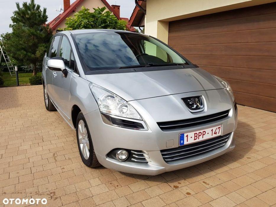 Peugeot 5008 Opłacony 1.6 Hdi 110 Km Serwisowany Aso Макеевка - изображение 1