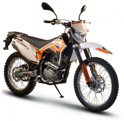 Эндуро мотоцикл KAYO T2 2020 наличие, гарантия, кредит