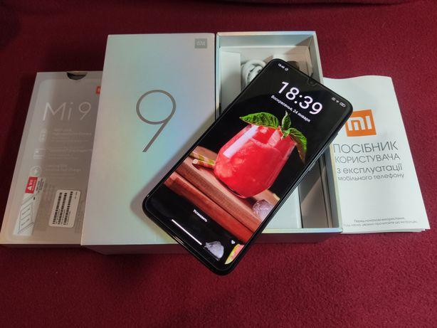 Xiaomi mi 9, 6/128, Piano Black.