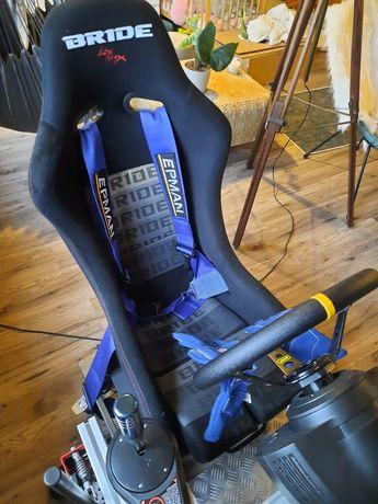 Kokpit symulator thrustmaster tmx pro, th8a, t3pa pro