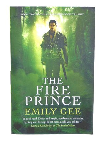 The Fire Prince Emily Gee