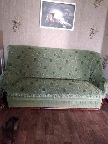 Продам мягкую мебель, диван и кресла