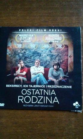 """Film Dvd - """" Ostatnia rodzina"""""""