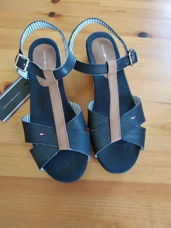 Nowe sandały Tommy Hilfiger rozmiar 38