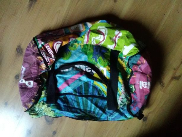 Torba Disegual kolorowa + GRATISY