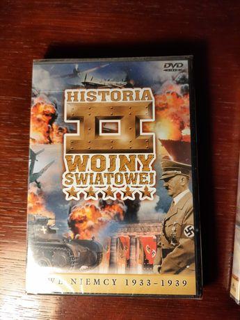 Historia II wojny światowej na DVD 58 płyt
