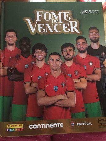 "Cromos ""Fome de Vencer"" Euro 2020 Continente Troca/venda"