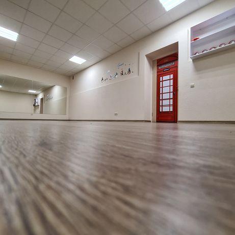 Танцевальный зал в Вишневом.  Аренда почасовая