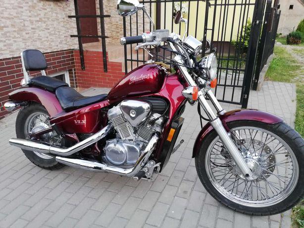 Honda shadow vt 600. VLX Mocniejsza!!