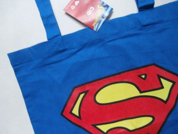 Torba Superman DC Comics orginal
