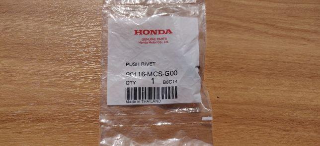 Spinka Kołek owiewki - 90116-MCS-G00, Honda CB 650F, CBR 650F OEM