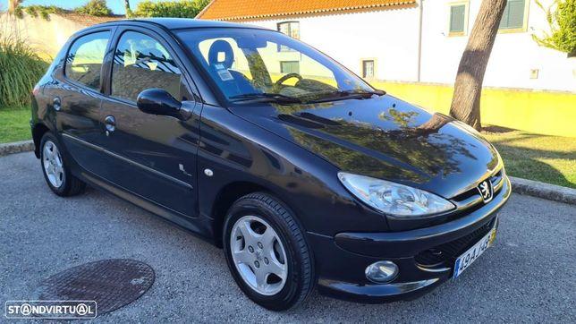 Peugeot 206 1.1 Black & Silver II