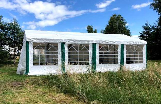 Pawilony Namiot ogrodowy ZADASZENIE WIATA Das Company