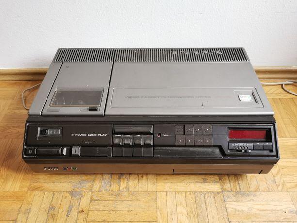 Magnetowid Philips N1700 VCR-LP Rejestrator