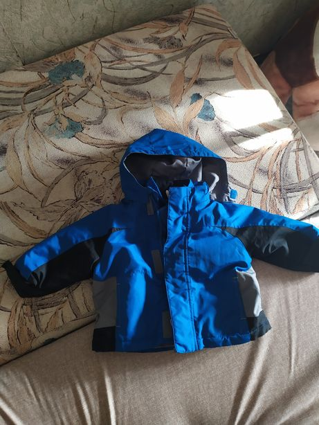 Куртка демисезонная 1,5года
