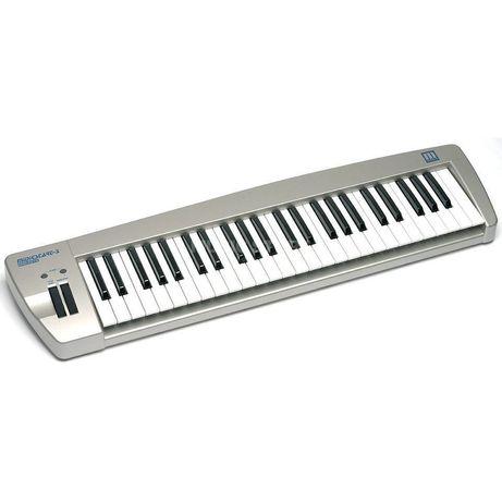 teclado midi Miditech Midistart Music 49 usb driver ACEITO TROCA