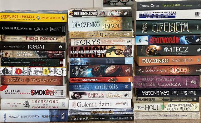 Książki / fantastyka / fantasy
