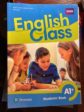 English class A1+ Książka i ćwiczenia